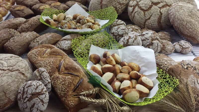 Brot und Gebäck mit Pfiff